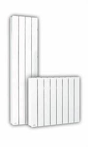 Radiateur Electrique Vertical 2000w : radiateur chaleur douce et inertie fontea digital vertical ~ Edinachiropracticcenter.com Idées de Décoration