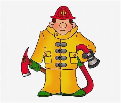 Clipart Firefighter Fire Fighter Fireman Clip Transparent