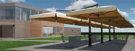 ombrelloni da terrazzo prezzi ombrelloni professionali per giardini terrazze locali