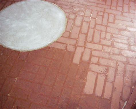 hometalk painted concrete floors