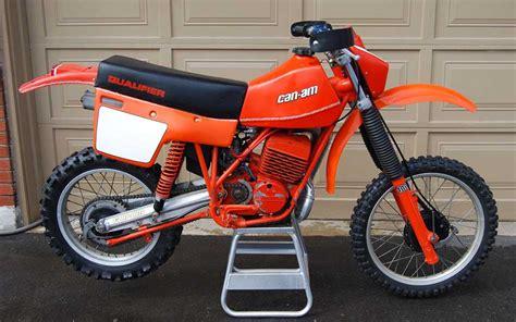 can am motocross bikes best dirt bikes ever in the world top ten list