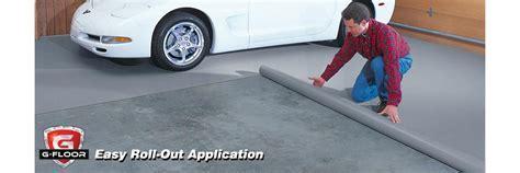 Best Cheap Garage Floor Tiles Options   Rolled Flooring