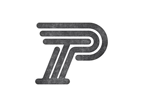 tp monogram  mcraft  dribbble