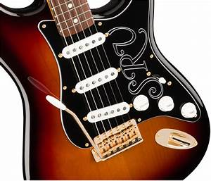 Stevie Ray Vaughan Stratocaster U00ae
