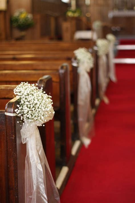 best 20 wedding pew decorations ideas on pinterest
