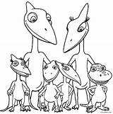 Dinosaur Coloring Pages Train Printable Cool2bkids sketch template