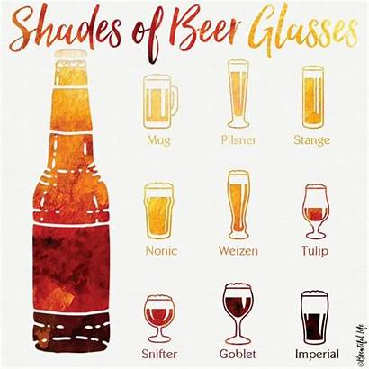Beer Glass Sheet Cheat Serve Brewtiful Craft
