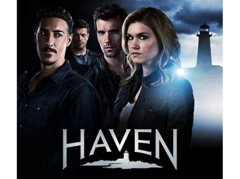 Emily Rose Lead Actress In Haven On Syfy 0421 By Total