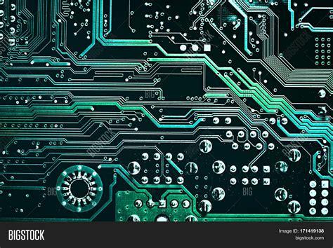 Circuit Board Image Photo Free Trial Bigstock