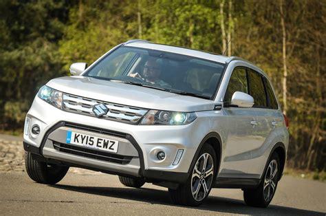 Suzuki Vitara performance | Autocar