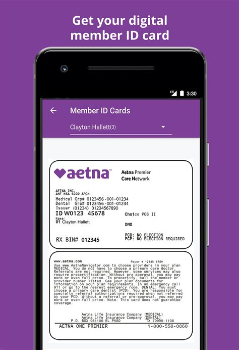 Policy number on aetna insurance card is a tool to reduce your risks. Aetna Insurance Card Member Id   aesthetic name