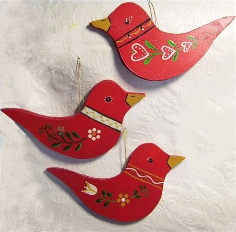 swedish christmas decorations to make swedish bird ornaments swedish is so cheery there is never much of it for