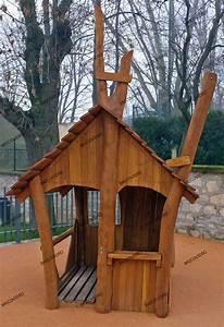 Maison Pour Enfant En Bois : construire petite maison en bois pour enfants conseils ~ Premium-room.com Idées de Décoration