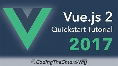 Js Vue Tutorial Quickstart Medium Codingthesmartway