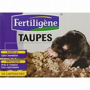 Produit Anti Taupe : anti taupes cartouches fertilig ne etui de 10 cartouches ~ Premium-room.com Idées de Décoration