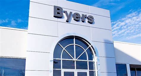 Byers Chrysler Jeep Columbus Ohio by Byers Ford Renier Construction