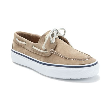 Sperry Washable Boat Shoes by Sperry Top Sider Bahama Washable Boat Shoes In Beige For