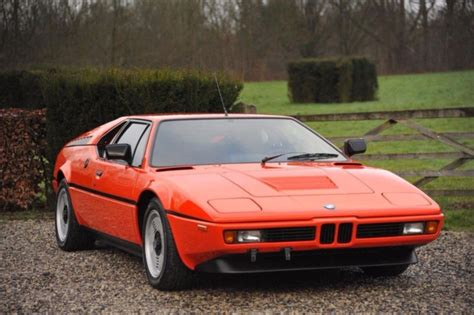 1980 Bmw M1 Is Listed For Sale On Classicdigest In