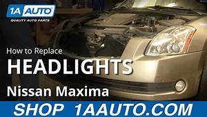 How To Replace Headlights 04