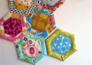 As You Go Hexagon Quilt Tutorial