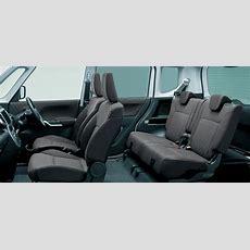 New Mitsubishi Delica D2 Hybrid Interior Picture, Inside