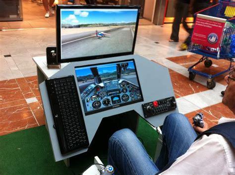 siege simulateur de vol construction d 39 un simulateur monoposte
