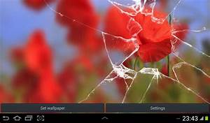 Cracked Screen Wallpaper Free Android Live Wallpaper ...