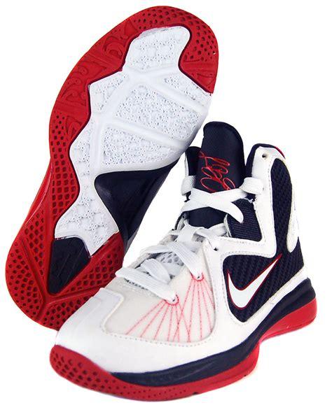 nike lebron 9 ps sz 12 preschool boys basketball shoes 150 | 472665 100 2
