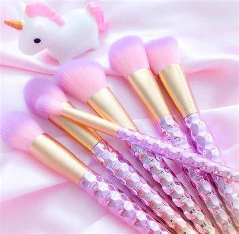 unicorn love brush set slmissglambeauty