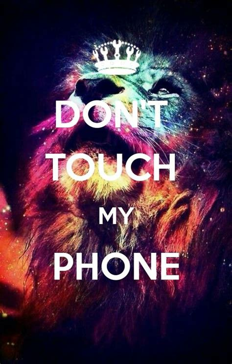 top  dont touch  phone wallpapers iphonelovely