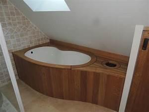 Habillage De Baignoire : habillage de baignoire par mdsvdm sur l 39 air du bois ~ Dode.kayakingforconservation.com Idées de Décoration