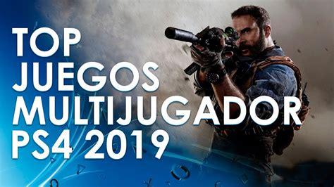Wolfhunter, dayz, apb reloaded, weapons of mythology y muchos más juegos de ps4. Top 5: JUEGOS MULTIJUGADOR de PS4 - 2019 - YouTube
