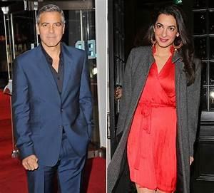 George Clooney Amal Alamuddin Safari | www.pixshark.com ...
