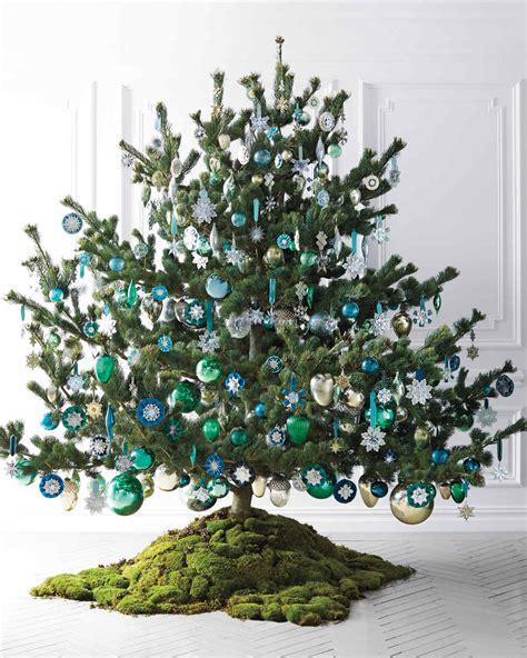 enchanted forest christmas tree ideas  martha stewart