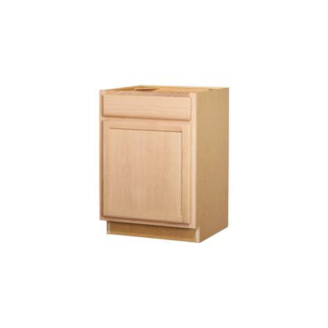 lowes unfinished kitchen cabinets shop kitchen classics 35 in x 24 in x 23 75 in unfinished