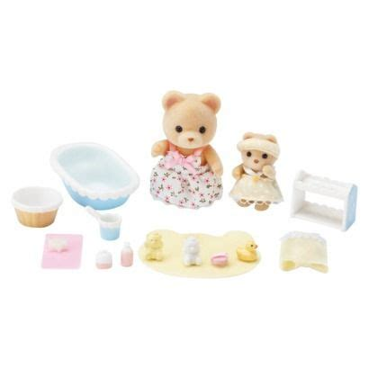 Calico Critters Baby Bathroom Set by 17 Best Images About Calico Critters On Toys