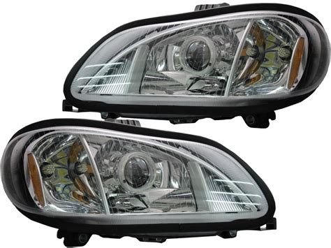 Hid Led M2 2002 2016 freightliner m2 business class projector led