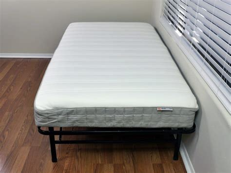 ikea futon reviews ikea mattress reviews sleepopolis