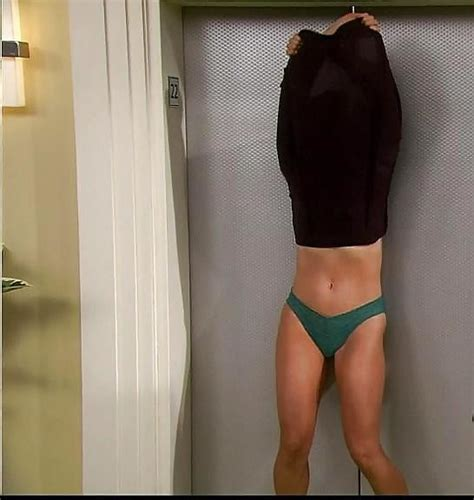 Megyn Price Enf Knickers Dress Pulled Up Embarrassed