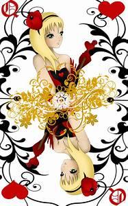 La Reine De Coeur : dessin reine de coeur ~ Nature-et-papiers.com Idées de Décoration