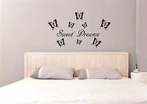 Wandtattoo Sweet Dreams : wandtattoos wandbilder wandaufkleber onlineshop ~ Whattoseeinmadrid.com Haus und Dekorationen