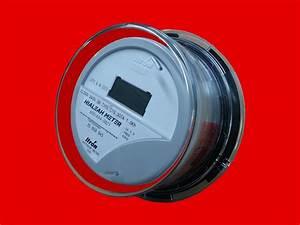 Solid State Ac Kwh Meter Fm 2s Cl 200 240v