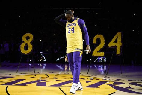LeBron James Opens Up on Kobe Bryant's Happiness, Family ...
