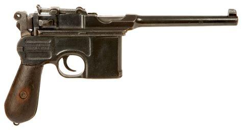 Ww1 Handguns
