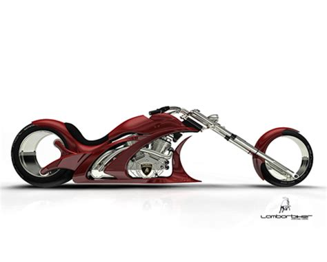 Lamborghini Motorcycle Concept Picture Update Top Speed