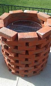 Round, Brick, Bbq, Kits, Bkb600