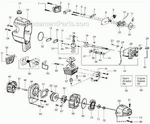 Weed Eater Wt3100 Parts List And Diagram   Ereplacementparts Intended For Stihl Weed Wacker