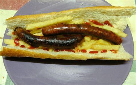 cuisiner americain recette sandwich américain merguez pas chère et instantané