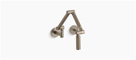 kohler karbon faucet wall mount standard plumbing supply product kohler k 6228 c15 bv