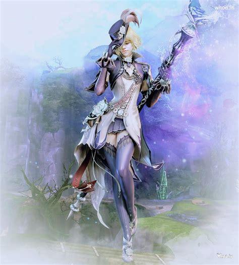 fantasy mythical girls hd wallpaper